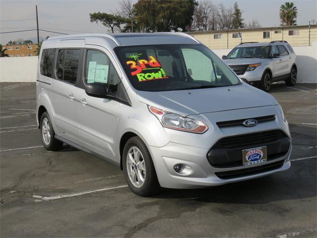 2016 ford transit connect wagon xlt xlt 4dr lwb mini van w rear liftgate for sale in northridge. Black Bedroom Furniture Sets. Home Design Ideas