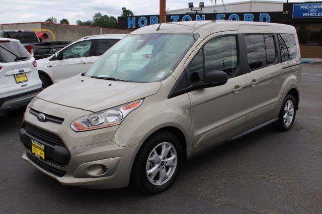 2016 Ford Transit Connect Wagon XLT XLT 4dr LWB Mini-Van wRear Liftgate