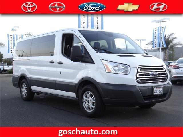2016 Ford Transit Wagon 150 XL 150 XL 3dr SWB Low Roof