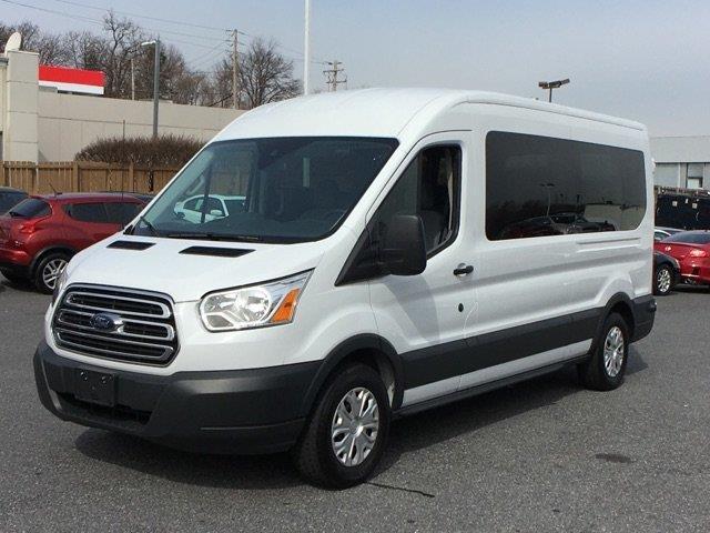 2016 Ford Transit Wagon 350 Xl 350 Xl 3dr Lwb Medium Roof
