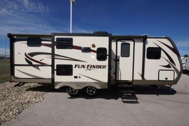 Triple Bunk Travel Trailer For Sale