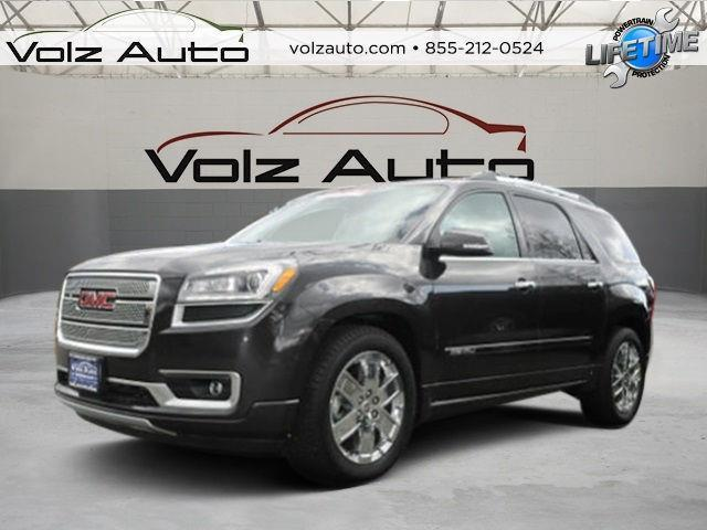 2016 gmc acadia denali awd denali 4dr suv for sale in carmel new york classified. Black Bedroom Furniture Sets. Home Design Ideas