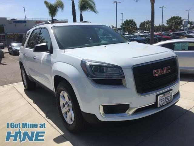 2016 gmc acadia sle 1 sle 1 4dr suv for sale in rancho california california classified. Black Bedroom Furniture Sets. Home Design Ideas