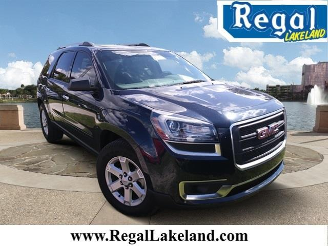 2016 gmc acadia sle 2 sle 2 4dr suv for sale in lakeland florida classified. Black Bedroom Furniture Sets. Home Design Ideas
