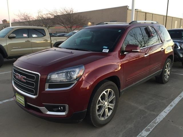 2016 gmc acadia slt 1 slt 1 4dr suv for sale in rockwall texas classified. Black Bedroom Furniture Sets. Home Design Ideas