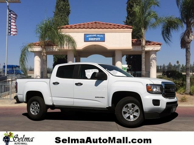 2016 GMC Canyon Base 4x2 Base 4dr Crew Cab 5 ft. SB