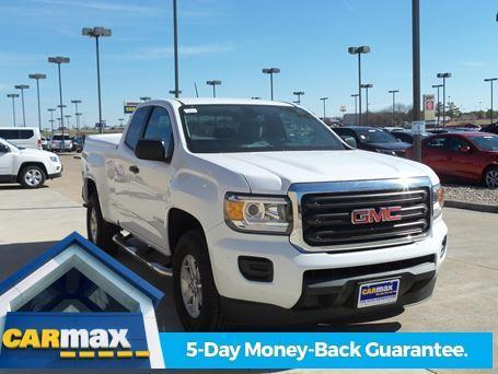 2016 GMC Canyon Base 4x2 Base 4dr Extended Cab 6 ft. LB