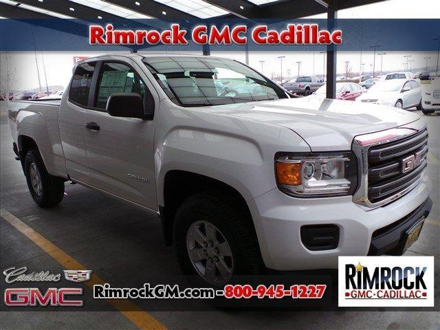 2016 gmc canyon base 4x4 base 4dr extended cab 6 ft lb for sale in billings montana classified. Black Bedroom Furniture Sets. Home Design Ideas
