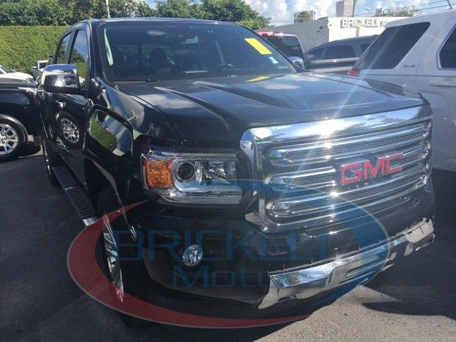 2016 GMC Canyon SLT 4x2 SLT 4dr Crew Cab 5 ft. SB