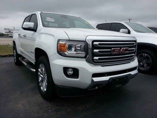 2016 Gmc Canyon Slt 4x4 Slt 4dr Crew Cab 5 Ft Sb For Sale In Eastland Texas Classified