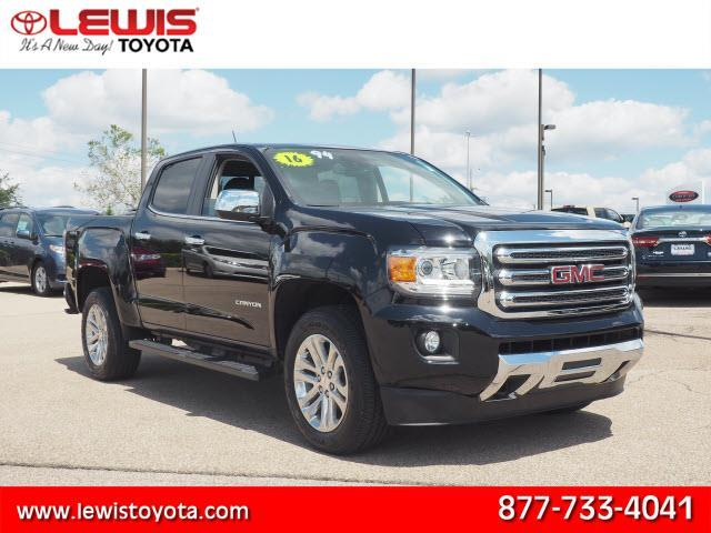 2016 GMC Canyon SLT 4x4 SLT 4dr Crew Cab 5 ft. SB