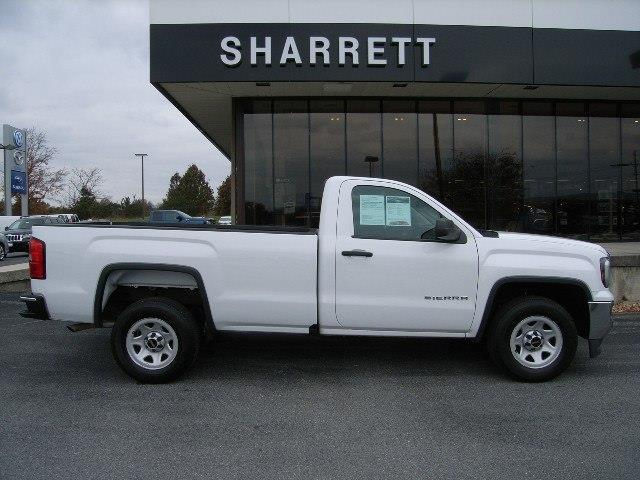 2016 GMC Sierra 1500 Base 4x2 Base 2dr Regular Cab 6.5