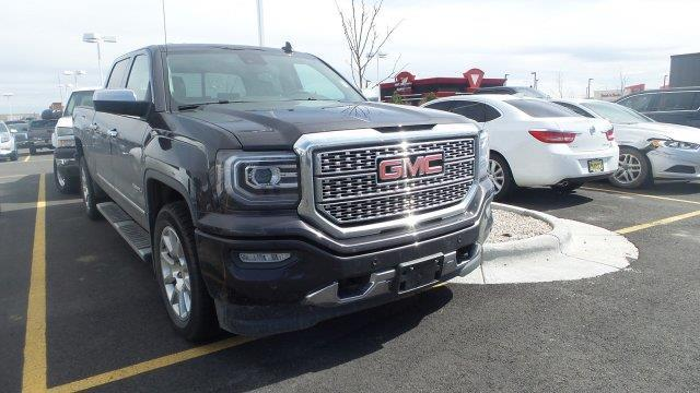 2016 gmc sierra 1500 denali 4x4 denali 4dr crew cab 5 8 ft sb for sale in billings montana. Black Bedroom Furniture Sets. Home Design Ideas