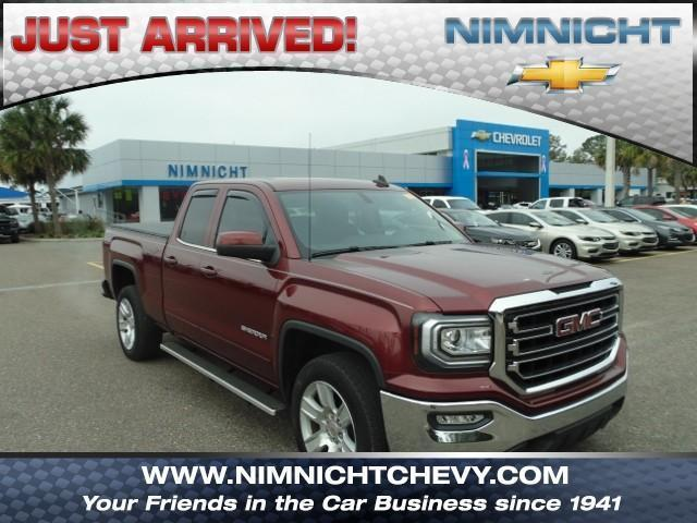 2016 GMC Sierra 1500 SLE 4x2 SLE 4dr Double Cab 6.5 ft.