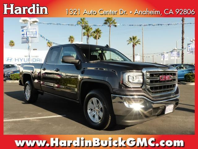 2016 gmc sierra 1500 sle 4x2 sle 4dr double cab 6 5 ft sb for sale in anaheim california. Black Bedroom Furniture Sets. Home Design Ideas