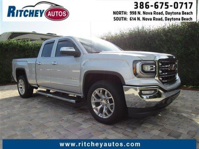 2016 GMC Sierra 1500 SLT 4x2 SLT 4dr Double Cab 6.5 ft.