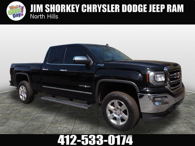 2016 gmc sierra 1500 slt 4x4 slt 4dr double cab 6 5 ft sb for sale in pittsburgh pennsylvania. Black Bedroom Furniture Sets. Home Design Ideas