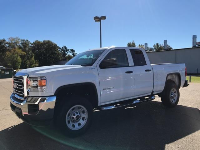 2016 GMC Sierra 2500HD Base 4x4 Base 4dr Double Cab SB