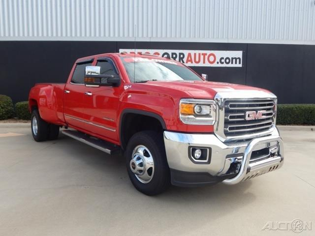 2016 gmc sierra 3500hd slt 4x4 slt 4dr crew cab srw for sale in red river army depot texas. Black Bedroom Furniture Sets. Home Design Ideas