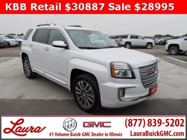 2016 gmc terrain denali awd denali 4dr suv for sale in collinsville illinois classified. Black Bedroom Furniture Sets. Home Design Ideas