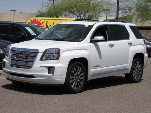 2016 gmc terrain denali denali 4dr suv for sale in scottsdale arizona classified. Black Bedroom Furniture Sets. Home Design Ideas