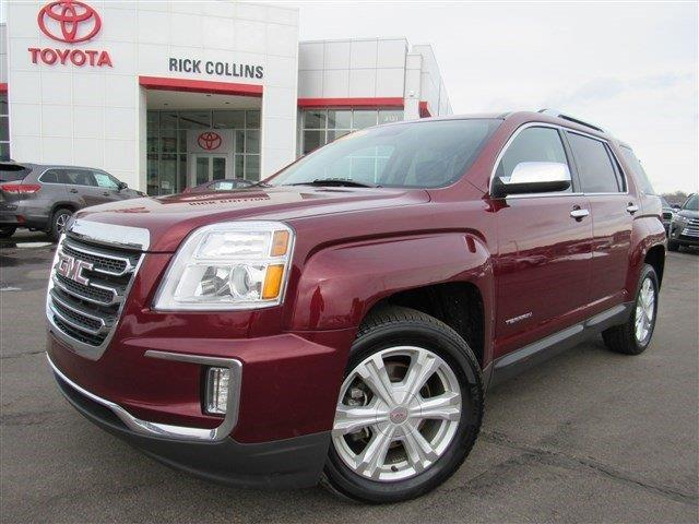2016 gmc terrain slt awd slt 4dr suv for sale in sioux city iowa classified. Black Bedroom Furniture Sets. Home Design Ideas