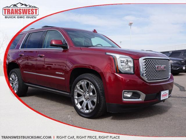 2016 gmc yukon denali 4x4 denali 4dr suv for sale in henderson colorado classified. Black Bedroom Furniture Sets. Home Design Ideas