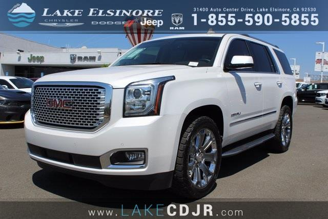 2016 gmc yukon denali 4x4 denali 4dr suv for sale in lake elsinore california classified. Black Bedroom Furniture Sets. Home Design Ideas