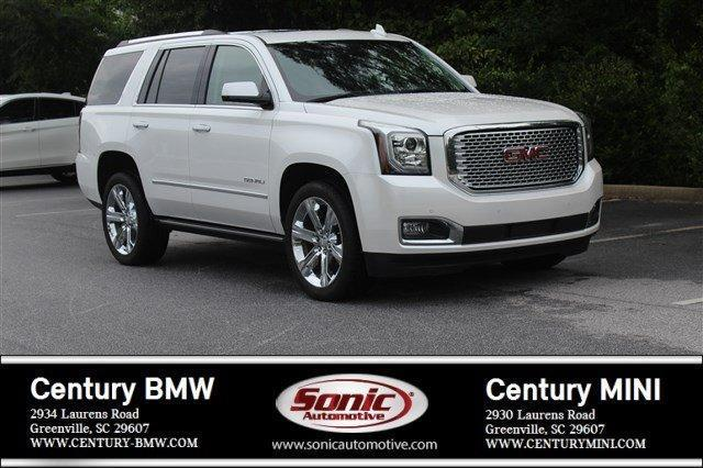 2016 gmc yukon denali 4x4 denali 4dr suv for sale in greenville south carolina classified. Black Bedroom Furniture Sets. Home Design Ideas