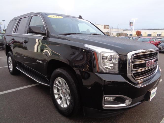 2016 gmc yukon slt 4x4 slt 4dr suv for sale in dubuque iowa classified. Black Bedroom Furniture Sets. Home Design Ideas