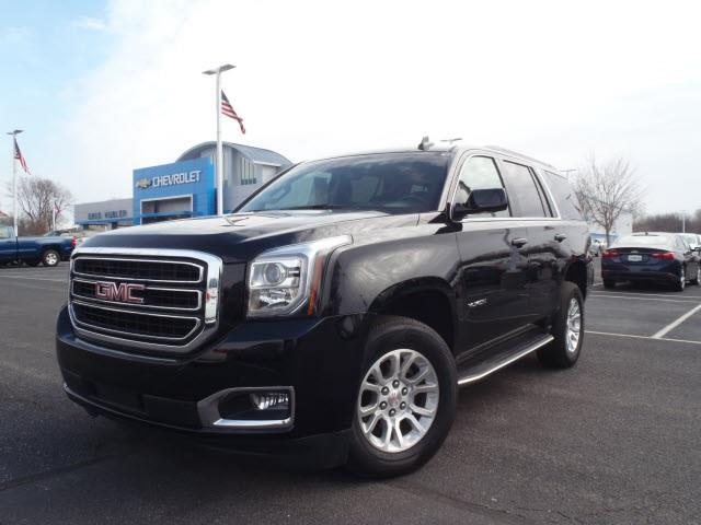 2016 gmc yukon slt 4x4 slt 4dr suv for sale in camby. Black Bedroom Furniture Sets. Home Design Ideas