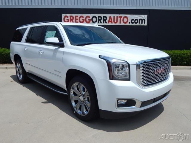 2016 gmc yukon xl denali 4x2 denali 4dr suv for sale in red river army depot texas classified. Black Bedroom Furniture Sets. Home Design Ideas