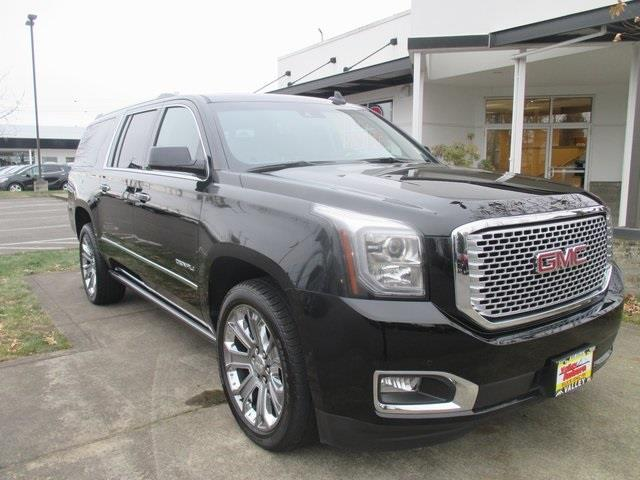 2016 gmc yukon xl denali 4x4 denali 4dr suv for sale in auburn washington classified. Black Bedroom Furniture Sets. Home Design Ideas