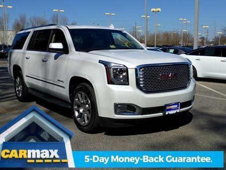 2016 gmc yukon xl denali 4x4 denali 4dr suv for sale in virginia beach virginia classified. Black Bedroom Furniture Sets. Home Design Ideas