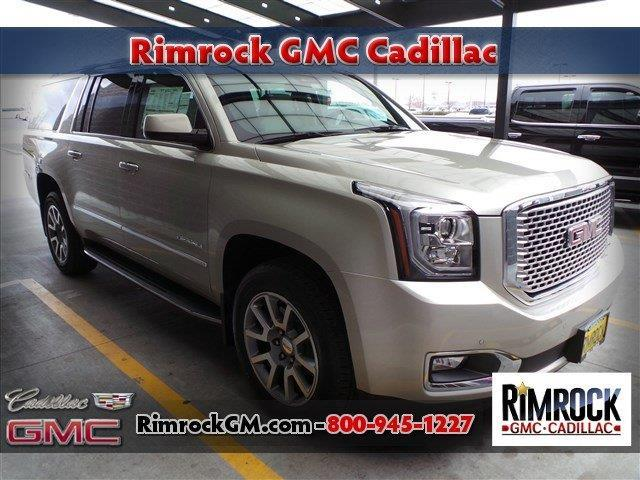 2016 gmc yukon xl denali 4x4 denali 4dr suv for sale in billings montana classified. Black Bedroom Furniture Sets. Home Design Ideas