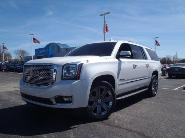 2016 gmc yukon xl denali 4x4 denali 4dr suv for sale in camby indiana classified. Black Bedroom Furniture Sets. Home Design Ideas