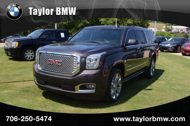 2016 gmc yukon xl denali 4x4 denali 4dr suv for sale in evans georgia classified. Black Bedroom Furniture Sets. Home Design Ideas