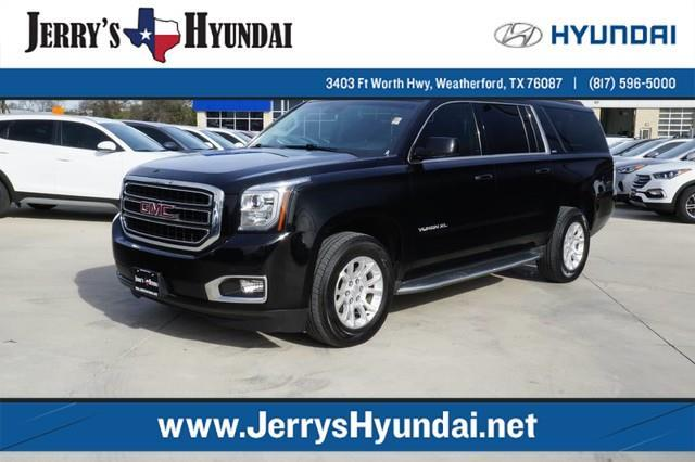 2016 gmc yukon xl slt 1500 4x2 slt 1500 4dr suv for sale in weatherford texas classified. Black Bedroom Furniture Sets. Home Design Ideas