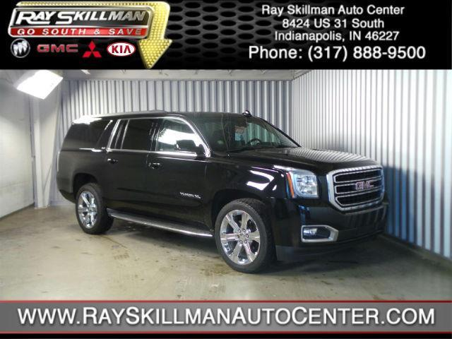 2016 gmc yukon xl slt 1500 4x4 slt 1500 4dr suv for sale in indianapolis indiana classified. Black Bedroom Furniture Sets. Home Design Ideas