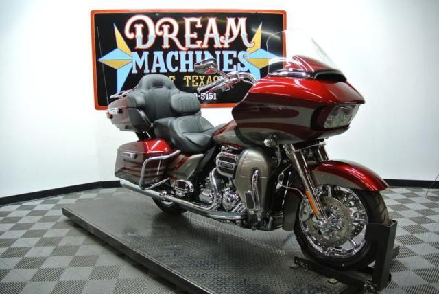 2016 Harley-Davidson FLTRUSE - Screamin Eagle Road Glide Ultra CVO