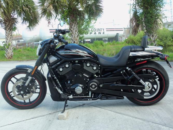 2016 Harley Davidson VRod Night Rod Special bike
