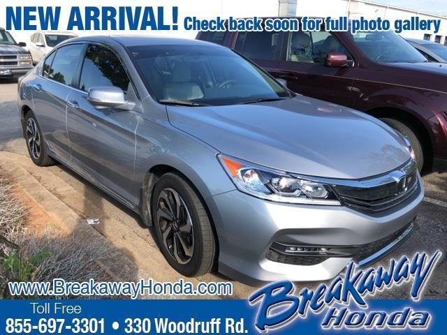 2016 Honda Accord EX EX 4dr Sedan CVT