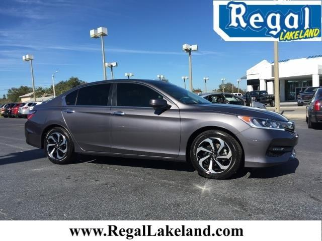 2016 honda accord ex ex 4dr sedan cvt for sale in lakeland florida classified. Black Bedroom Furniture Sets. Home Design Ideas