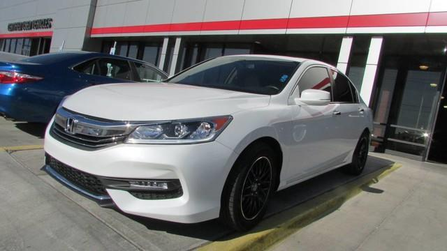 2016 Honda Accord EX-L EX-L 4dr Sedan
