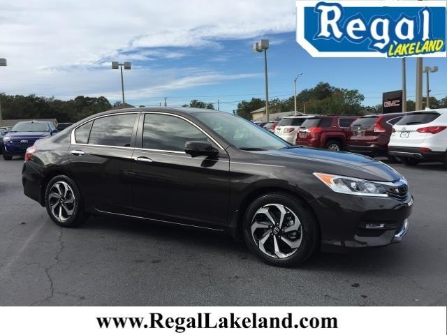 2016 honda accord ex l ex l 4dr sedan for sale in lakeland florida classified. Black Bedroom Furniture Sets. Home Design Ideas