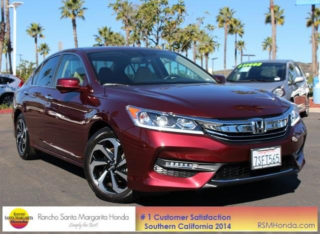 2016 honda accord ex l ex l 4dr sedan for sale in trabuco canyon california classified. Black Bedroom Furniture Sets. Home Design Ideas
