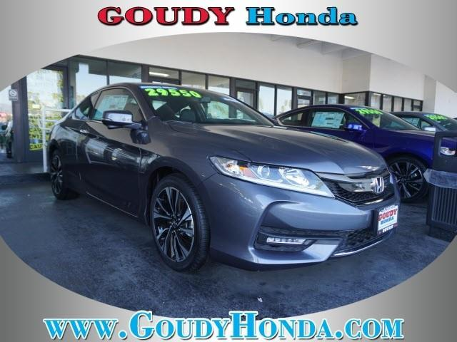 2016 Honda Accord EX-L V6 EX-L V6 2dr Coupe 6A