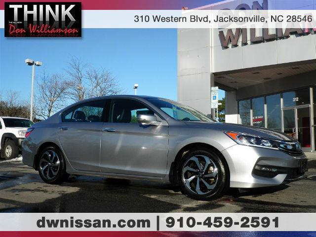 2016 Honda Accord EX-L V6 EX-L V6 4dr Sedan