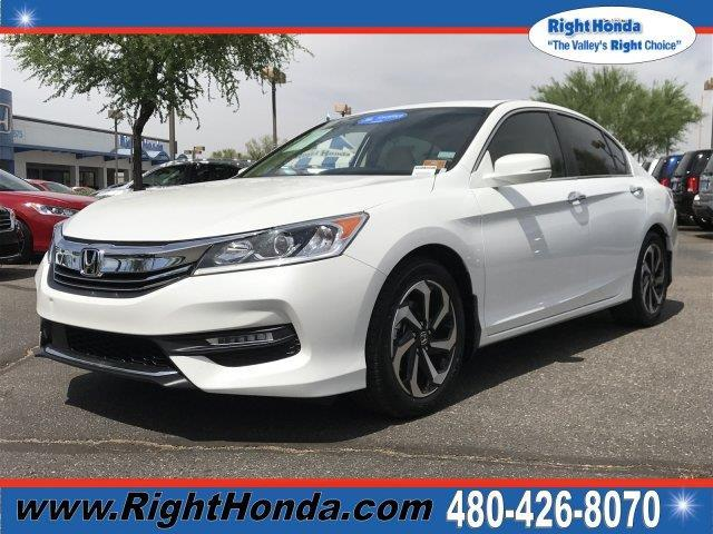 2016 Honda Accord EX w/Honda Sensing EX 4dr Sedan