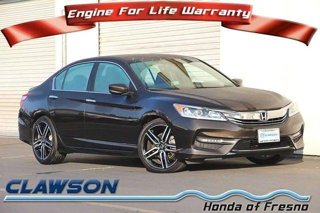 2016 honda accord sport sport 4dr sedan cvt for sale in fresno california classified. Black Bedroom Furniture Sets. Home Design Ideas